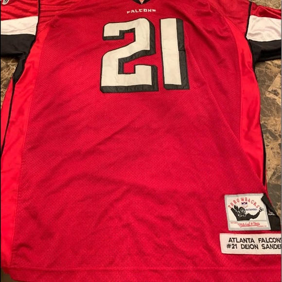 check out 57113 e3c55 Deion Sanders NFL Jersey